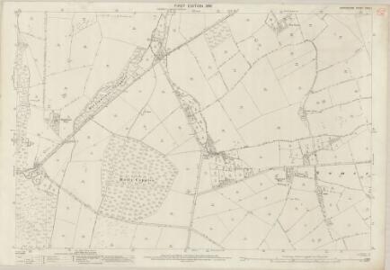 Shropshire XXXV.1 (includes: Ercall Magna; Rodington; Uffington; Upton Magna) - 25 Inch Map