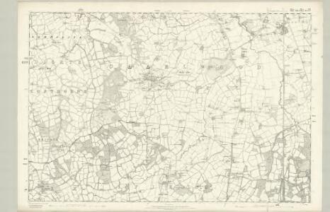 Surrey XLI - OS Six-Inch Map