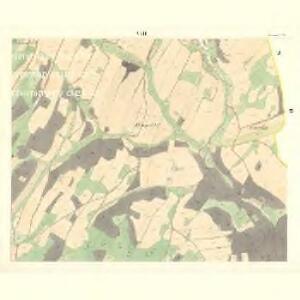 Schönwald (Schömwaldy) - m2321-6-008 - Kaiserpflichtexemplar der Landkarten des stabilen Katasters