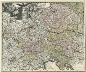 Germaniae Avstriacae Tabula Generalis