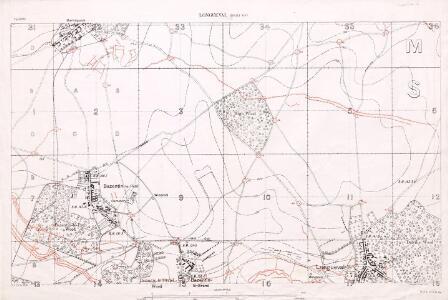 Map No. 9. Thielt. Town plan