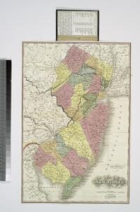 New Jersey / engraved by J.H. Young.