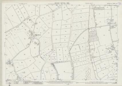 Suffolk XXI.1 (includes: Eriswell; Mildenhall) - 25 Inch Map