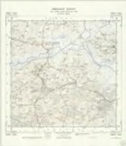 TQ82 - OS 1:25,000 Provisional Series Map
