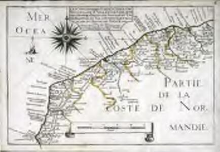 Les capitaineries gardes costes de Veulles ou de St. Vallery de Lune Sete des grandes Dalles de Fescamp du val de Brainval du val d'Estiques et partie de celle du Havre de Grace