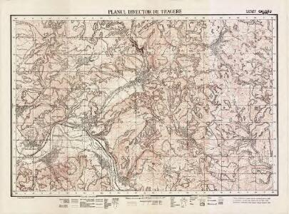 Lambert-Cholesky sheet 3075 (Galgău)