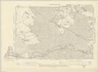 Worcestershire VII.SW & SE - OS Six-Inch Map