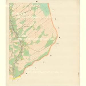 Rothwasser (Čerwenawoda) - m0386-1-007 - Kaiserpflichtexemplar der Landkarten des stabilen Katasters
