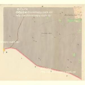 Schwarzwasser (Černávoda) - c0875-1-004 - Kaiserpflichtexemplar der Landkarten des stabilen Katasters