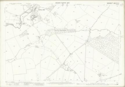 Staffordshire XXII.10 (includes: Mucklestone; Norton In Hales; Tyrley) - 25 Inch Map