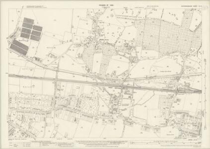 Buckinghamshire LVI.3 (includes: Slough; Wexham) - 25 Inch Map