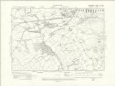 Denbighshire IX.SW - OS Six-Inch Map