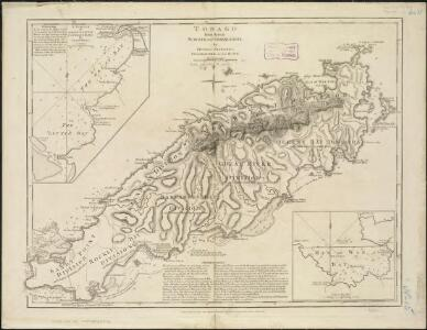 Tobago from actual surveys and observations