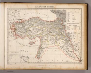 Asiatische Turkei.