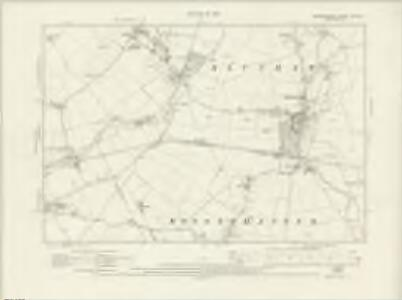 Bedfordshire XII.SE - OS Six-Inch Map