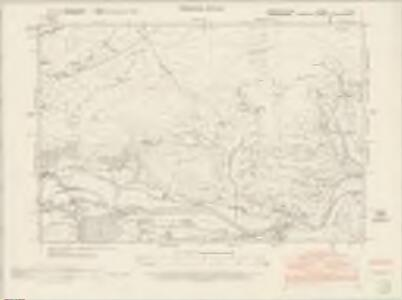 Merionethshire VIII.SE - OS Six-Inch Map