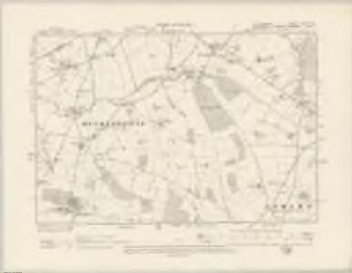 Staffordshire XXII.NE - OS Six-Inch Map