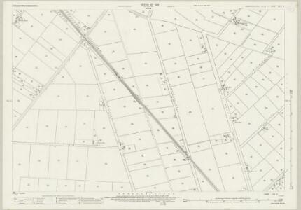 Cambridgeshire XXII.9 (includes: Downham) - 25 Inch Map