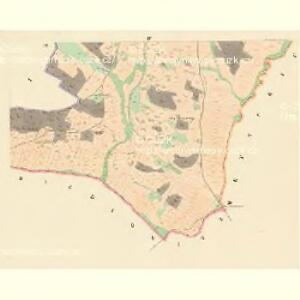 Komschin (Komssjn) - c3306-1-004 - Kaiserpflichtexemplar der Landkarten des stabilen Katasters