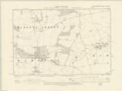 Gloucestershire XXVII.NE - OS Six-Inch Map