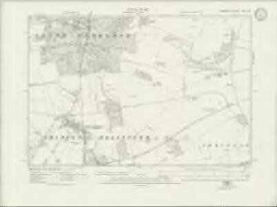 Hampshire & Isle of Wight XXII.NE - OS Six-Inch Map