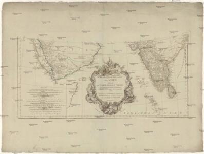 Erster Theil der Karte von Asien