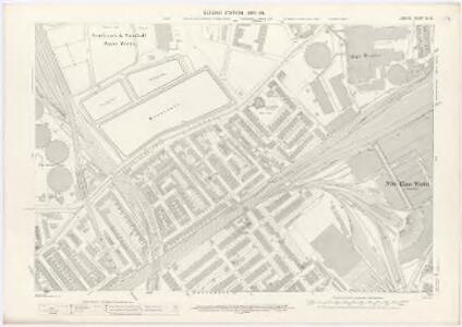 London XI.22 - OS London Town Plan
