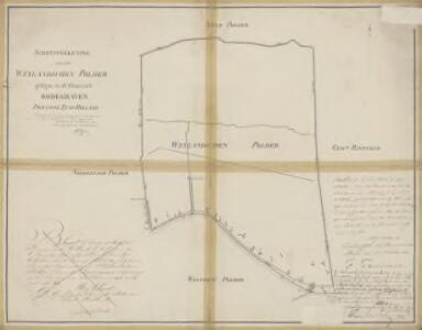 Polder Weyland en de Bree, gemeente Bodegraven, Rietveld en De Bree.