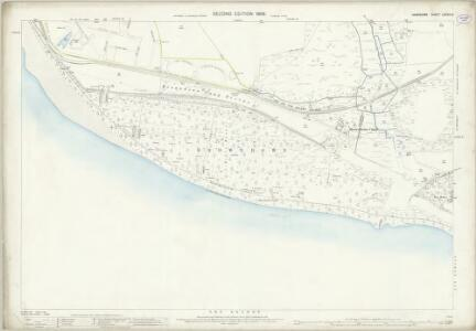 Hampshire and Isle of Wight LXXXIII.9 (includes: Alverstoke) - 25 Inch Map