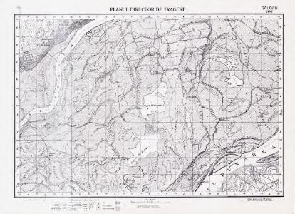 Lambert-Cholesky sheet 5142 (Gâldău)