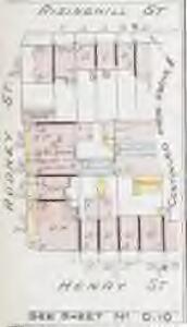 Insurance Plan of London North District Vol. D: sheet 11-2