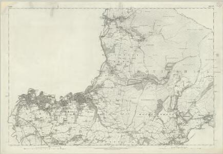 Buckinghamshire XLIII - OS Six-Inch Map