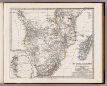 Sud-Afrika & Madagaskar.