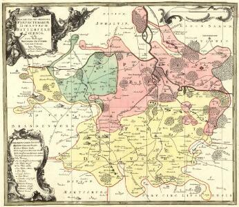 Descriptio Geographica Praefecturarum Doelitsch, Bitterfeld, Oerbig