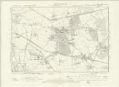 Kent VIII.NW - OS Six-Inch Map