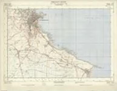 TA08 & Parts of TA18 - OS 1:25,000 Provisional Series Map