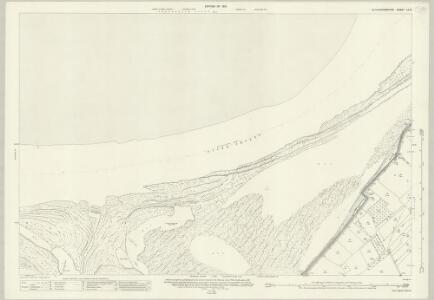 Gloucestershire LV.5 (includes: Oldbury upon Severn; Tidenham; Woolaston) - 25 Inch Map