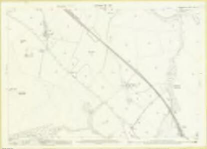 Lanarkshire, Sheet  033.15 - 25 Inch Map