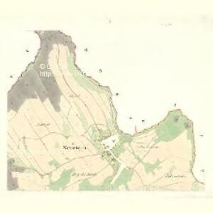 Neueigen (Nowawes) - m2042-1-001 - Kaiserpflichtexemplar der Landkarten des stabilen Katasters