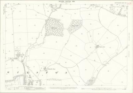 Hertfordshire XXX.12 (includes: Gilston; High Wych; Sawbridgeworth) - 25 Inch Map