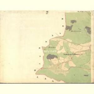 Heuraffel - c6182-1-012 - Kaiserpflichtexemplar der Landkarten des stabilen Katasters