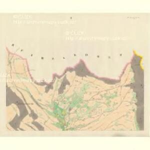 Bodelsdorf (Bochdalow) - m0126-1-001 - Kaiserpflichtexemplar der Landkarten des stabilen Katasters