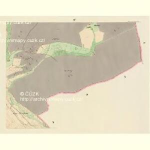 Koschowitz - c3395-1-004 - Kaiserpflichtexemplar der Landkarten des stabilen Katasters