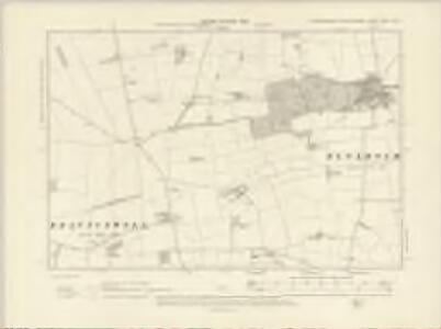 Lincolnshire XCVII.NW - OS Six-Inch Map