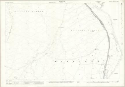 Westmorland XXXIV.8 & XXXV.5 (includes: Dillicar; Grayrigg; Sedbergh; Tebay) - 25 Inch Map