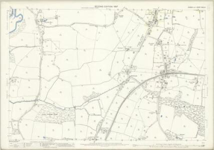 Sussex XXIII.8 (includes: Billingshurst) - 25 Inch Map