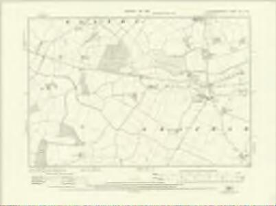 Huntingdonshire XXI.NW - OS Six-Inch Map