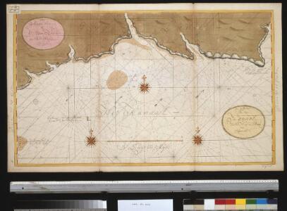 Een gedeelte van het Kanaal van de Hoek van Bevesier tot Bowleij