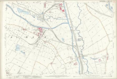Derbyshire LI.6 (includes: Beeston and Stapleford; Ilkeston; Sandiacre; Stanton By Dale; Trowell) - 25 Inch Map