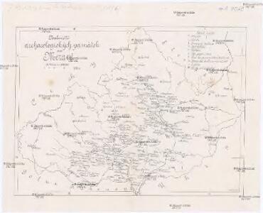 Naleziště archaeologických památek na Moravě